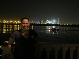 The Traveler in Abu Dhabi