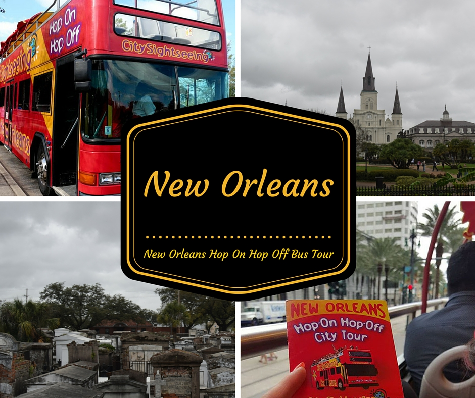 touring new orleans with the new orleans hop on hop off bus tour. Black Bedroom Furniture Sets. Home Design Ideas