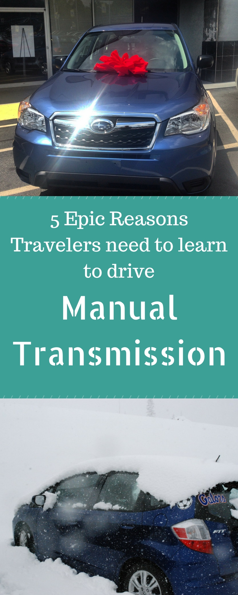 how long does it take to learn to drive manual transmission?